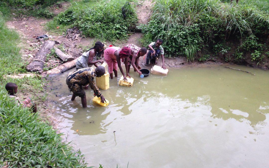 Ourganda's Bundibugyo, Uganda Project
