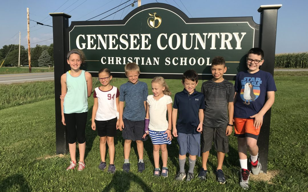 Genesee Country Christian School