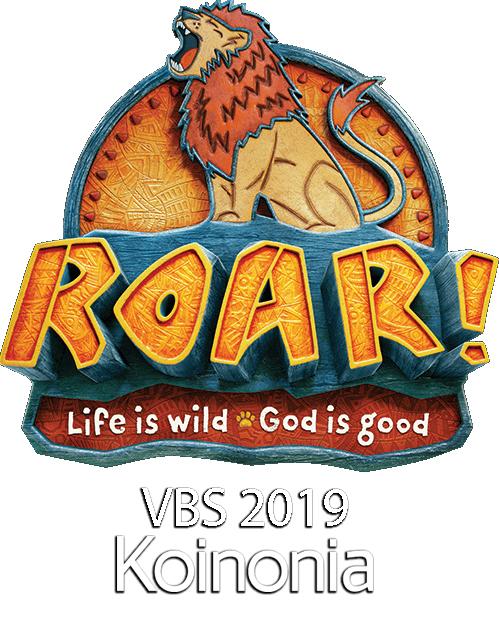 Koinonia Fellowship VBS 2019