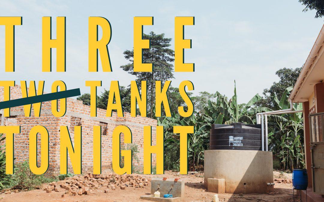 Two Tanks Tonight