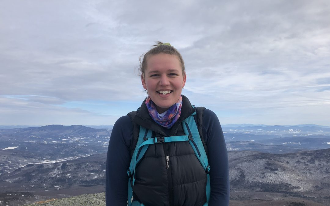 Isabel Brennan | Hiking the Appalachian Trail for Clean Water