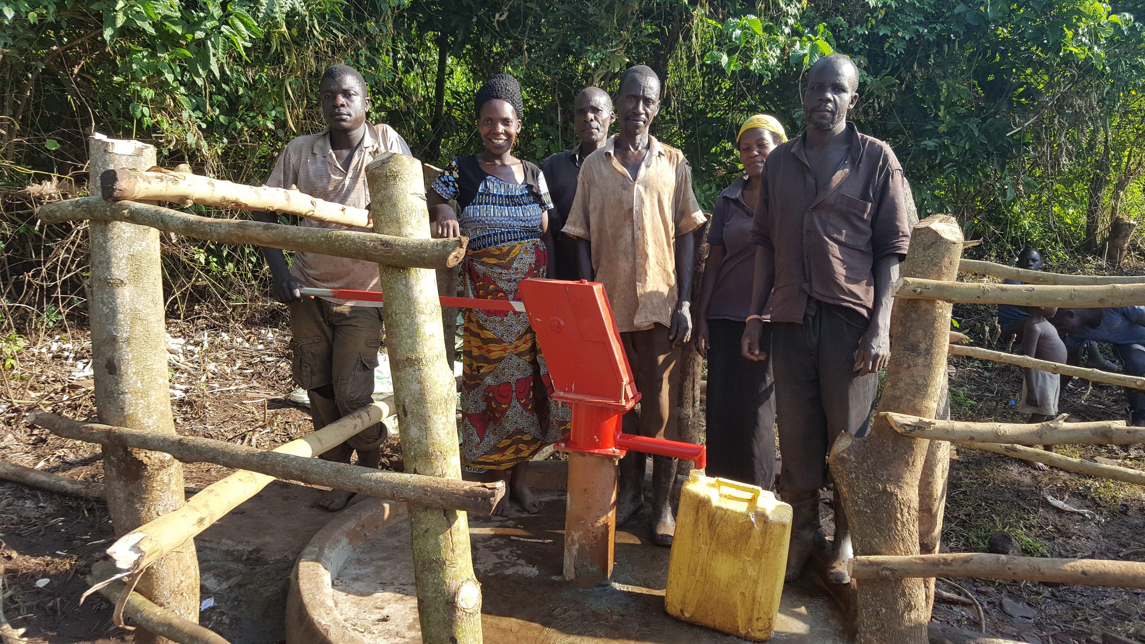 #477 Buso-Namayumba Community Borehole 03