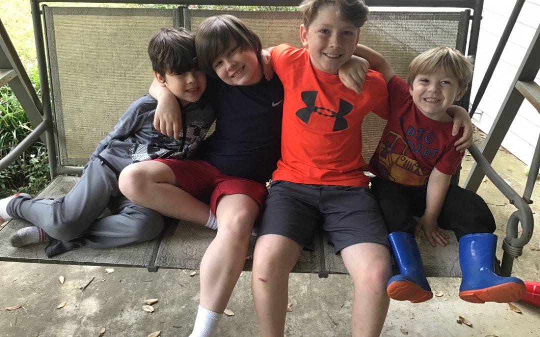 Ledyard Boys