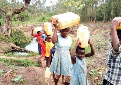 The Uganda Clean Water Project – $10,200