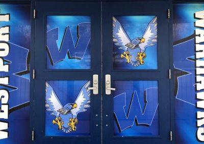 Westport Middle School Water Walk – $3,600